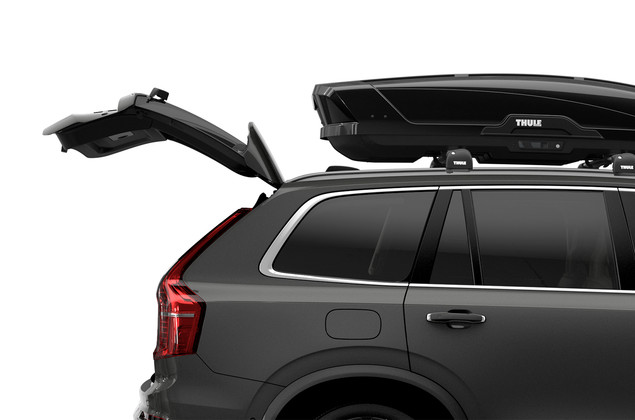 Thule Motion XT XL (800) Gloss Black