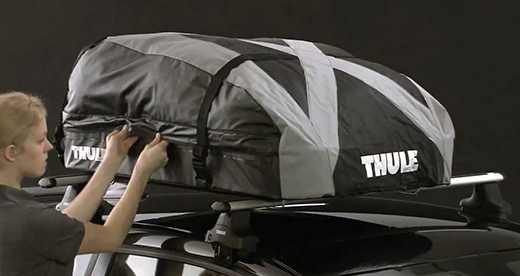 Thule boxes in all styles by The Roofrack Company and Roofboxes