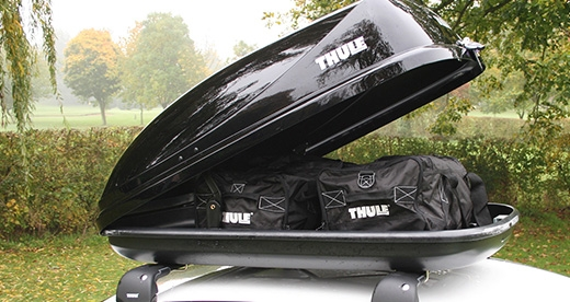 What size Thule roof box to buy?