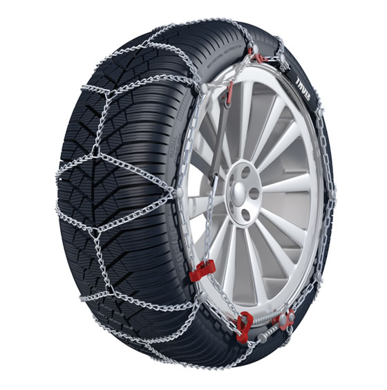 Thule Snow Chains range from Exeter Roof Rack and Boxes