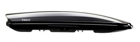 Thule Dynamic 800 roof box - a sleek style for a quick getaway
